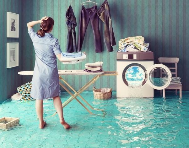 How Get Rid Water Basement Carpet Quora