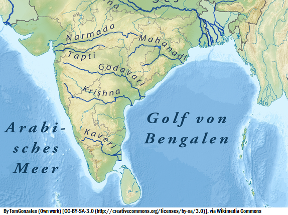 What Are Some Of The Unknown Facts About Indian Geography Quora - Lakes in india map