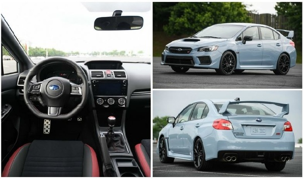 What Are The Features Of The 2019 Subaru Wrx And Wrx Sti Series Quora