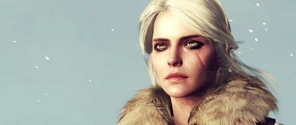 1 Ciri Becomes A Witcher