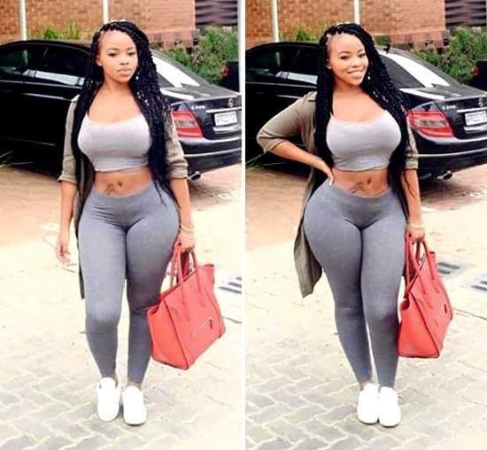 South african big ass girls