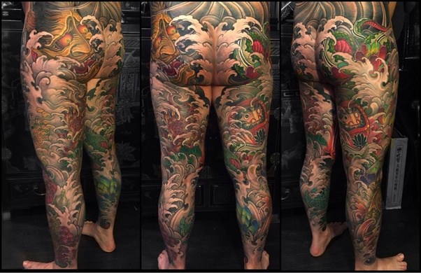 who are the best tattoo artists in europe irezumi style quora. Black Bedroom Furniture Sets. Home Design Ideas