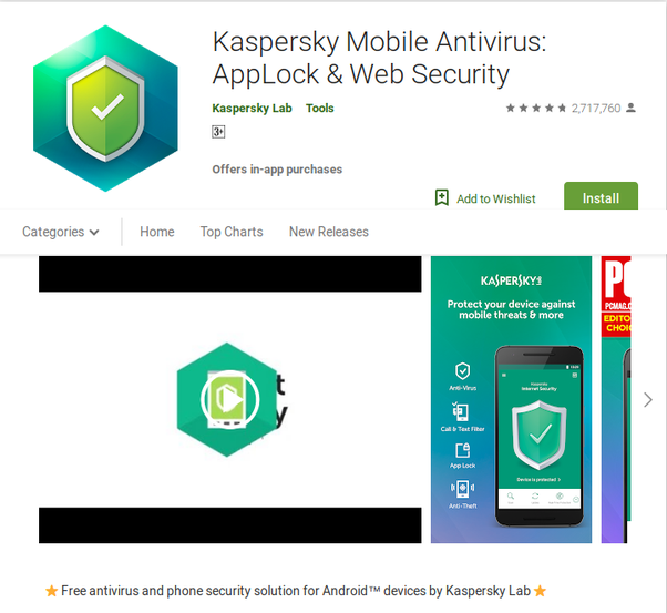 What is the best antivirus app for a Sony mobile? - Quora