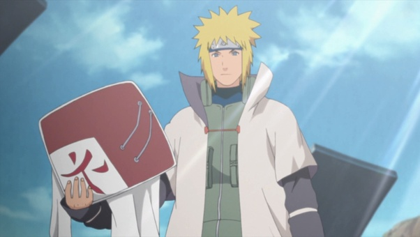Would any of the former Hokage be able to take on adult