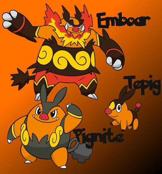 Which is the best starter Pokémon in Pokémon black and white