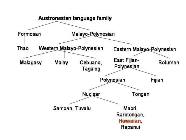Is polynesian the root or proto language of austronesian quora aprian diaz novandis answer to how much intelligibility is found between austronesian languages ccuart Choice Image