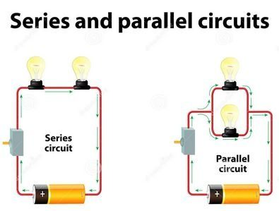 what is a parallel type of electricity flow in a house quora rh quora com