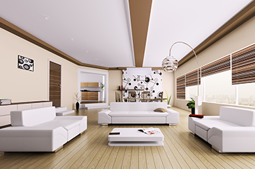 which are the most popular interior designing companies in delhi ncr