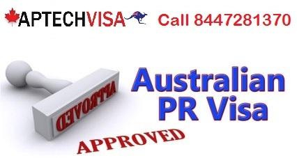 australia permanent residency application fee