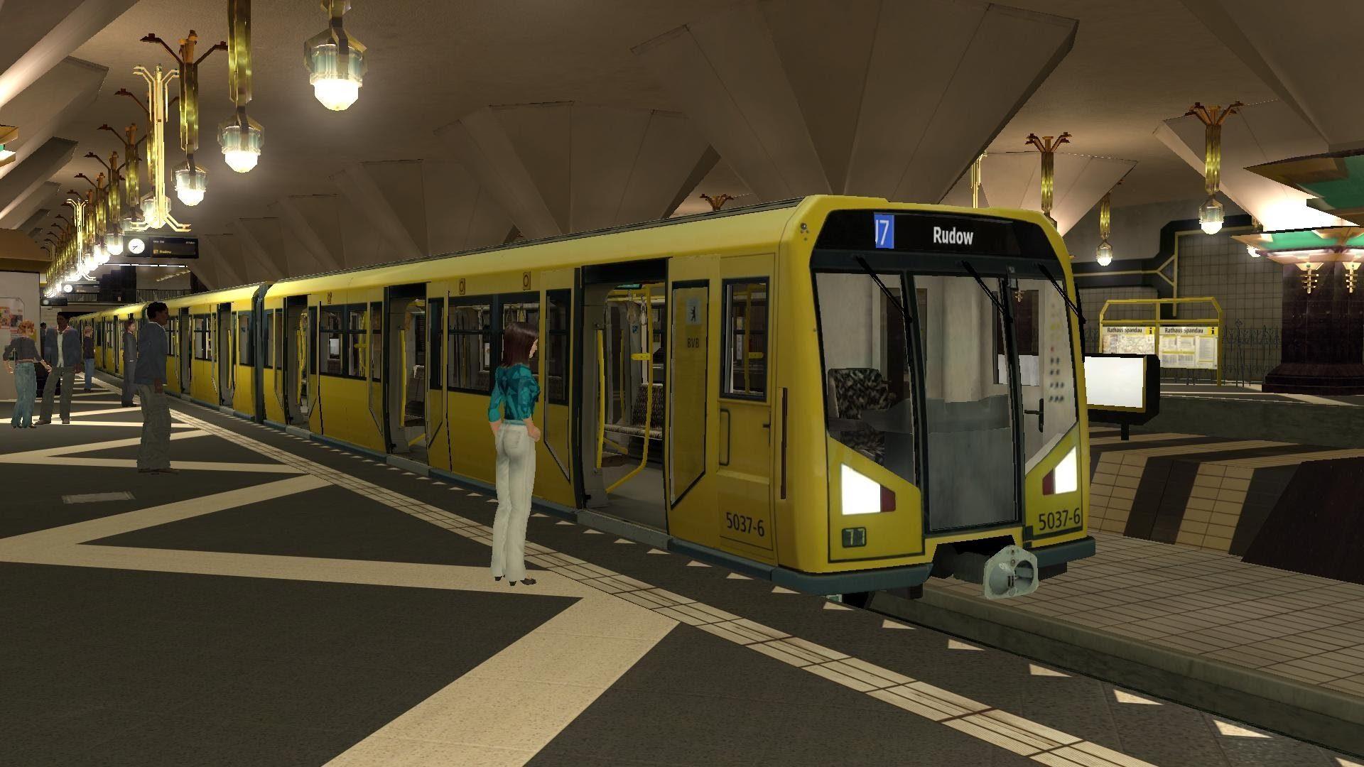 What are the best underground train simulators? - Quora