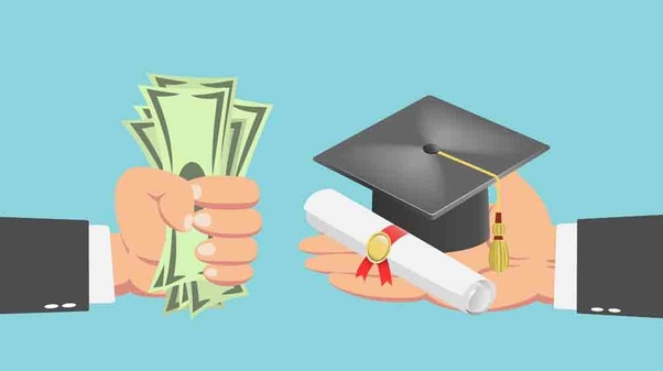 Money or Education?