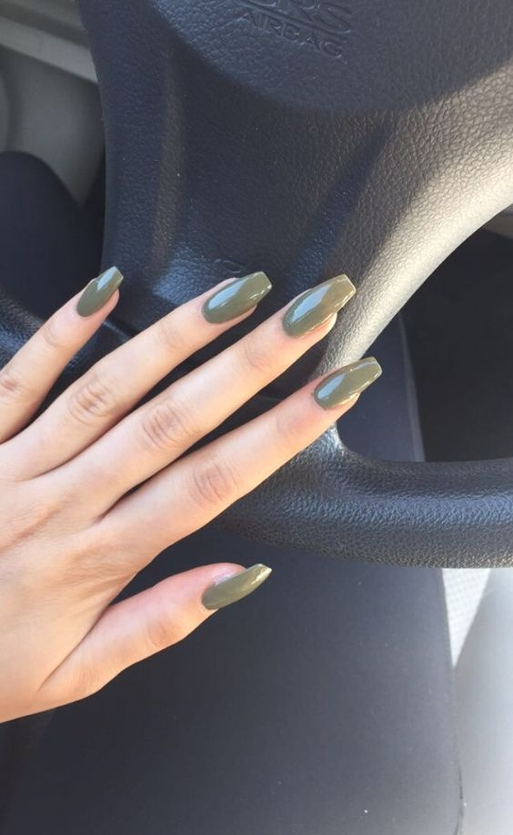 What Nail Color Goes Best With A Forest Green Dress Quora