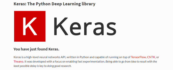 Which deep learning framework do you prefer? - Quora