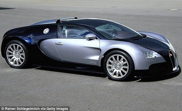 How many bugatti veyrons have been sold