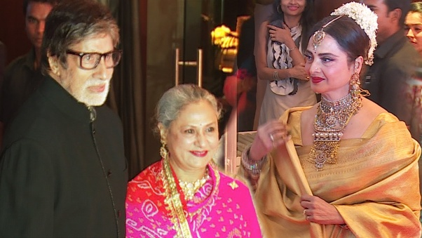 What was the reason Amitabh Bachchan & Rekha decided not to marry