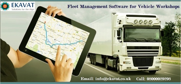 How to use fleet management software - Quora