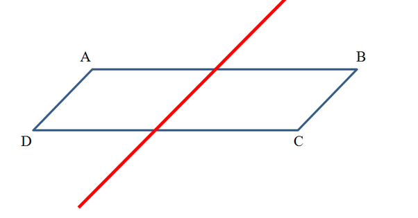 How Can There Be No Lines Of Symmetry In A Parallelogram