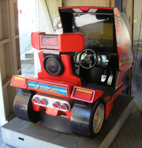 Red Car Game >> What Is That Old Pc Game Where You Drive A Red I Believe Police