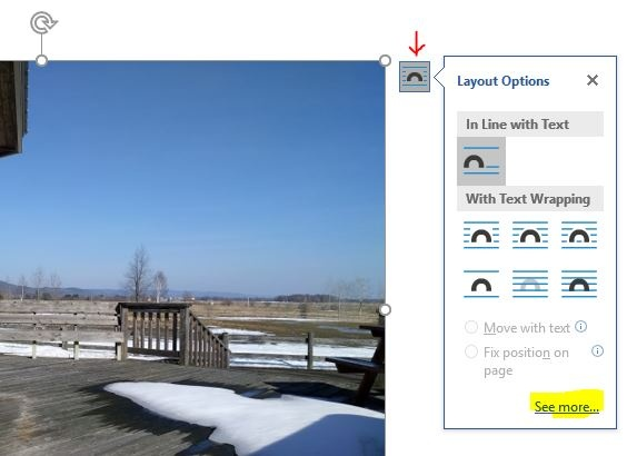 How to make an image fill a whole page on Microsoft Word - Quora