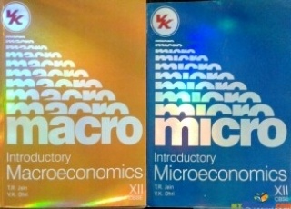 Which is the best book for class 12 in economics for the