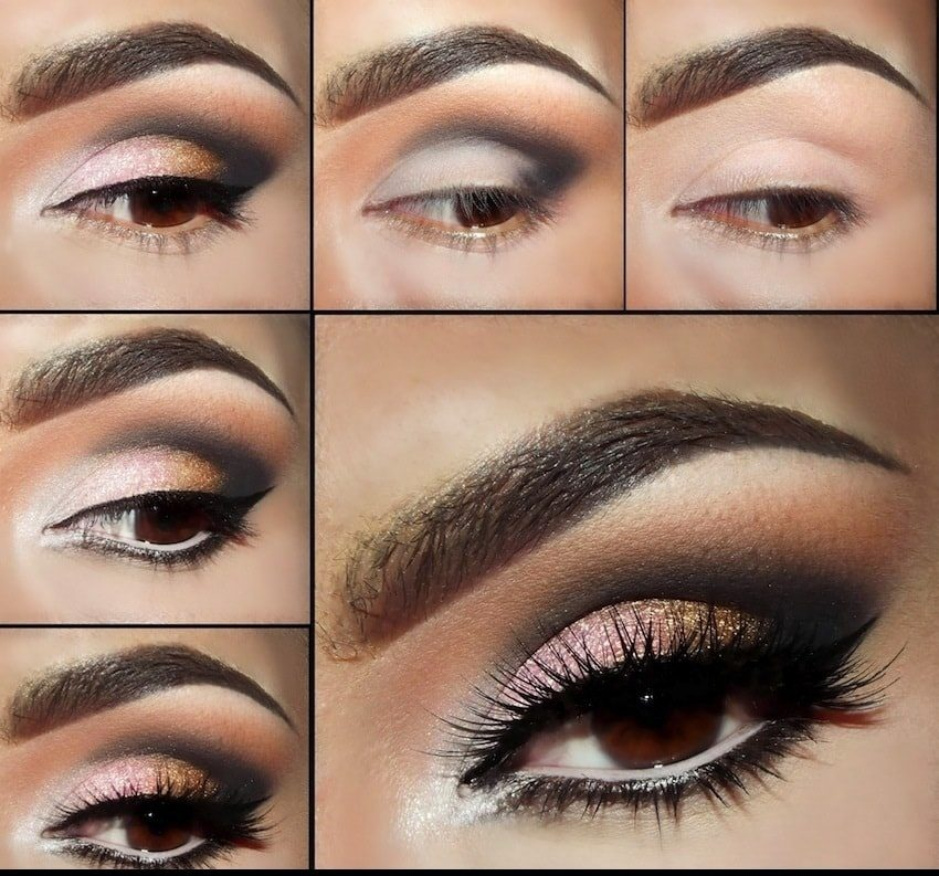 What Are Some Good Smokey Eye Makeup Tutorials Quora
