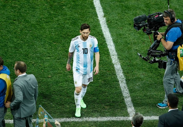 1de9b106d16 What do you make of Lionel Messi s performance in the World Cup ...