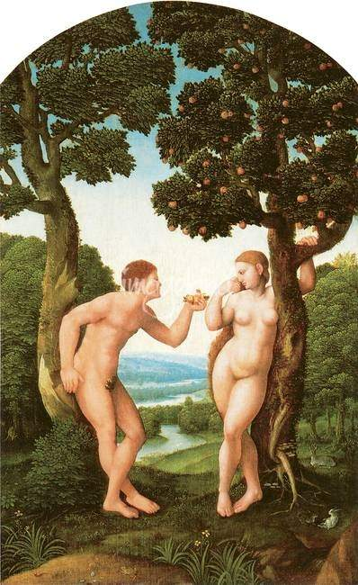 Do Adam And Eve Have Belly Buttons