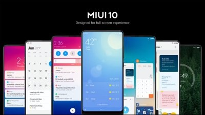 Why do updates like the MIUI 10 Beta ROM not come through the normal