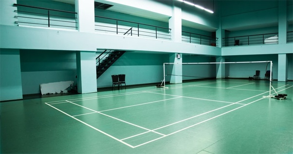Is There Any Good Indoor Badminton Court In Pune Quora