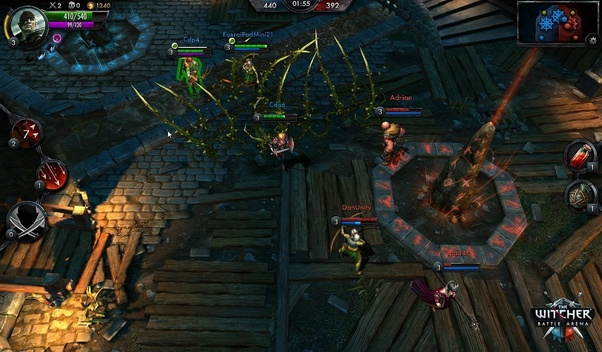 What Is The Best Moba Game That Could Be Played In An Android Phone