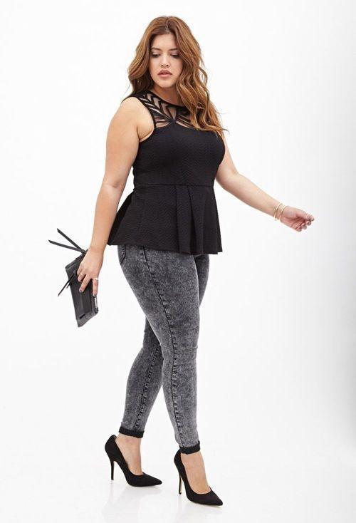 how does a fat person look when wearing skinny jeans quora