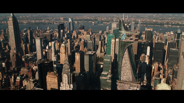 Where Would The Avengers Tower Be Located In Real Life