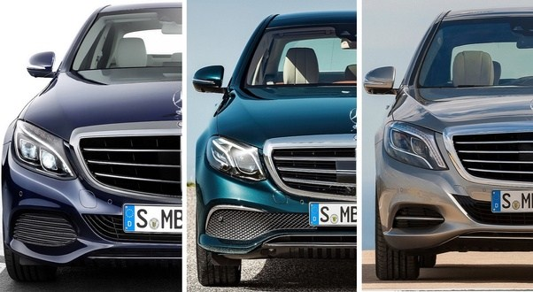 What are the differences in classes of Mercedes Benz cars ...