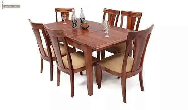 An Extendable Dining Table Set Is A Unique And Advanced Version Of The  Traditional Dining Tables, And It Is Designed Exclusively To Provide You  The Comfort ...