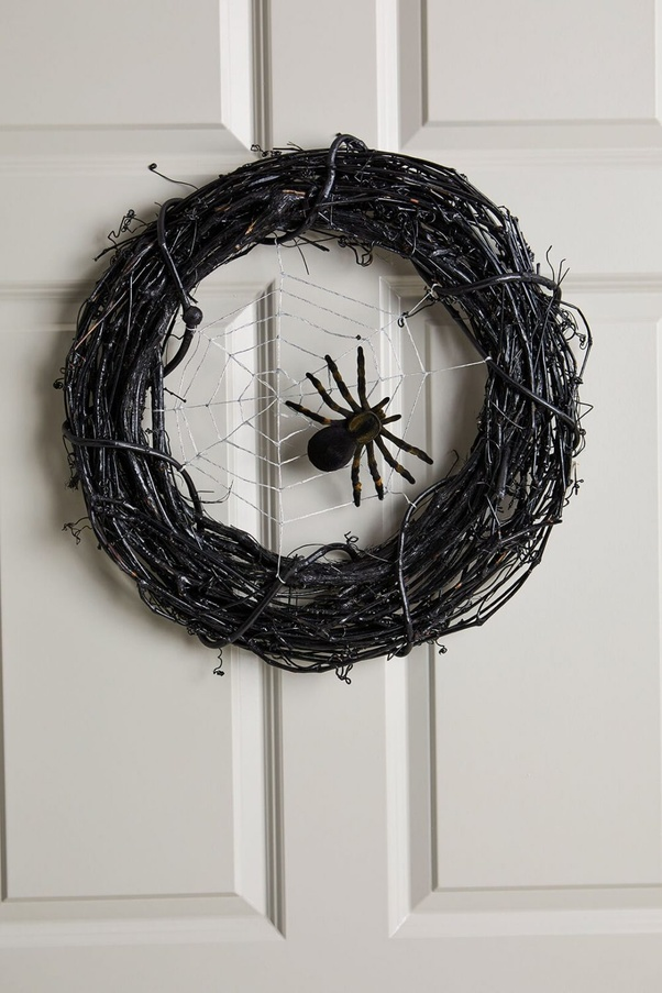 How To Make A Halloween Wreath Quora