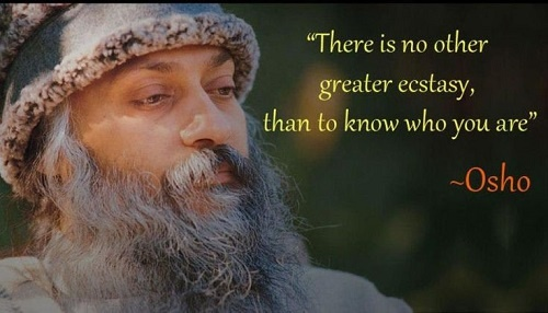 Which Is Osho S Best Quote Quora