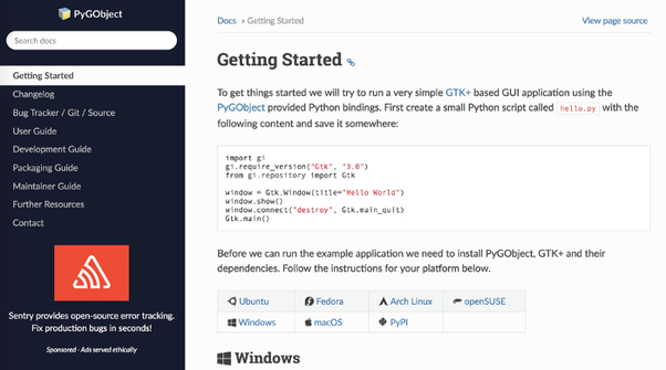 What's the best GUI library for Python? - Quora