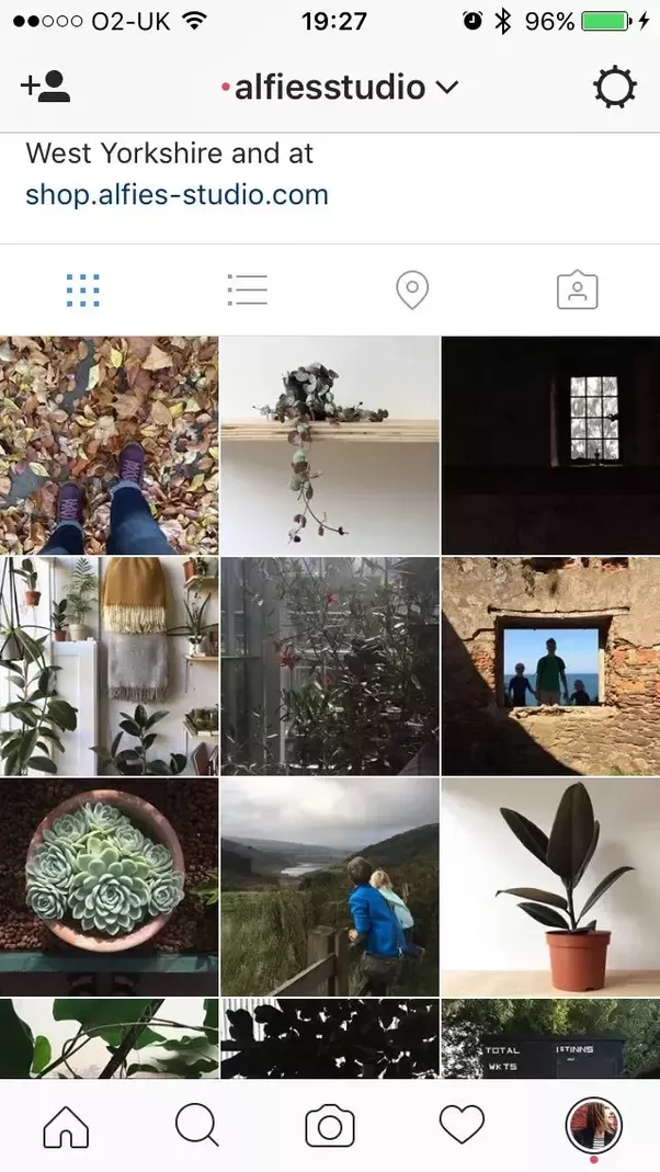 What Does The Red Dot Below The Person Icon Mean On Instagram Quora