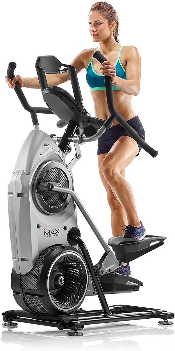 can i lose weight with cross trainer