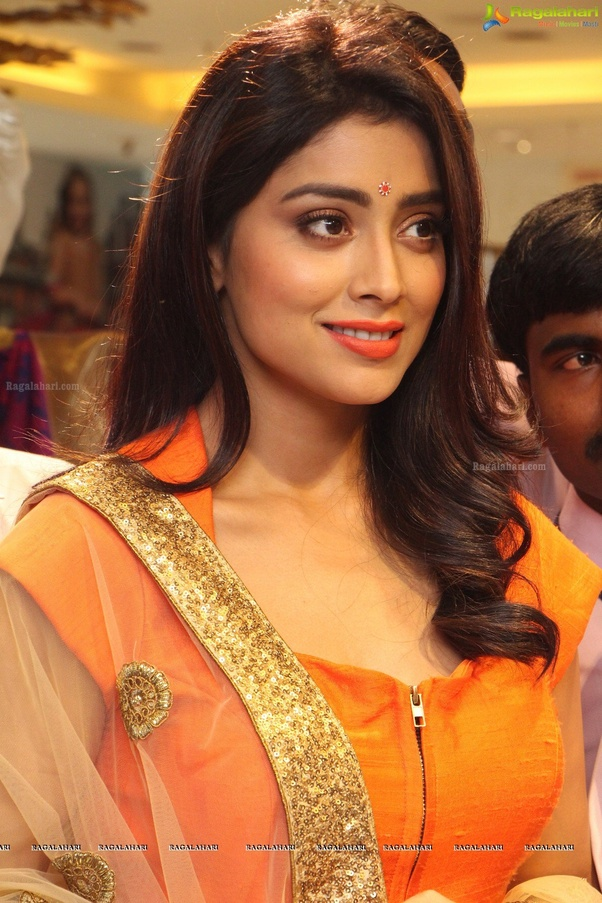 Shriya Saran Is An Indian Actress Who Work Mainly In South Indian Cinema