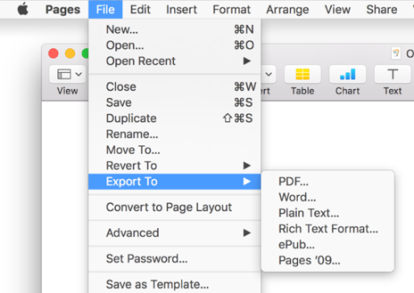 What Is The Best Way To Convert Mac Pages To PDF Quora - Convert pdf to word template