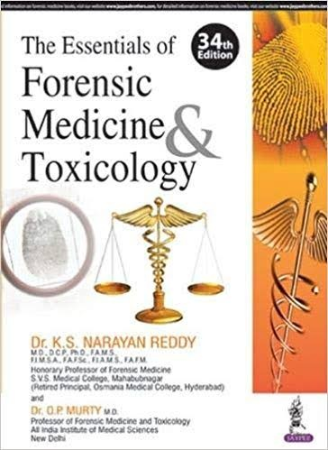 What Is The Best Forensic Medicine Books For Medical Students Quora