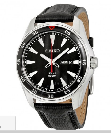 Is It Better To Purchase A Seiko Watch With A Traditional Battery Or