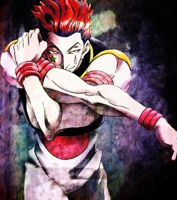 Who Would Win Lucifer From Hunter X Hunter Vs Hisoka From Hunter X