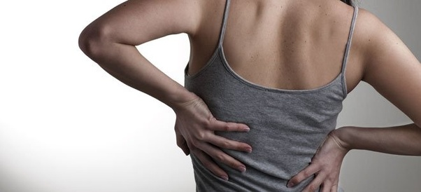 What causes right side back pain? - Quora