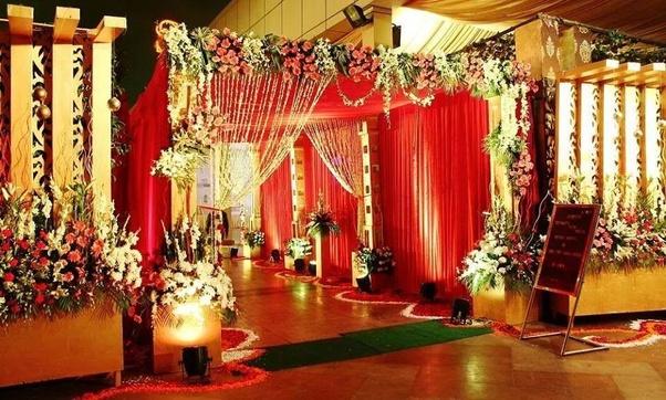 What Are The Best Wedding Decorators In India Quora