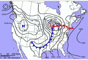 What Are Isobars On A Weather Map.What Is An Isobar In Geography Quora
