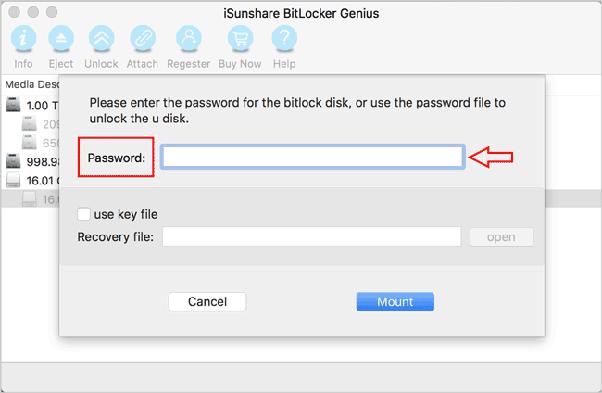 If I encrypt a flashdrive using Bitlocker, can I use the