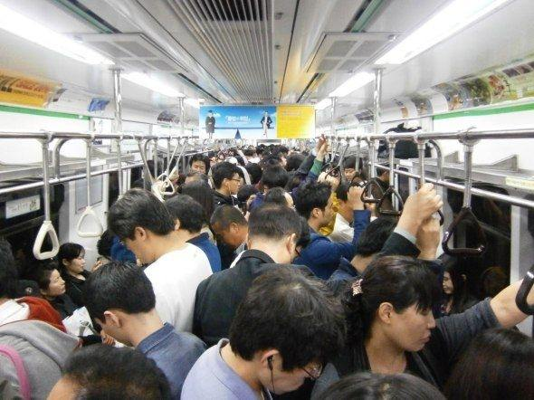 Image result for japanese commuters
