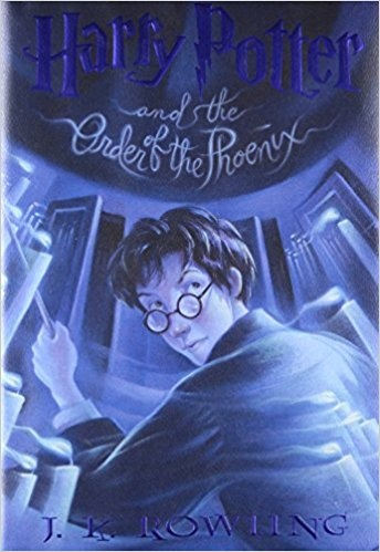 Harry Potter The Order Of The Phoenix Pdf